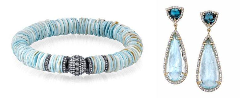 Sheryl Lowe Jewelry - bracelet and earrings