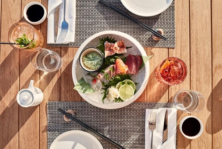 Katikies Mykonos Hotel dining
