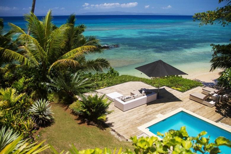 Taveuni Palms Beach Villa