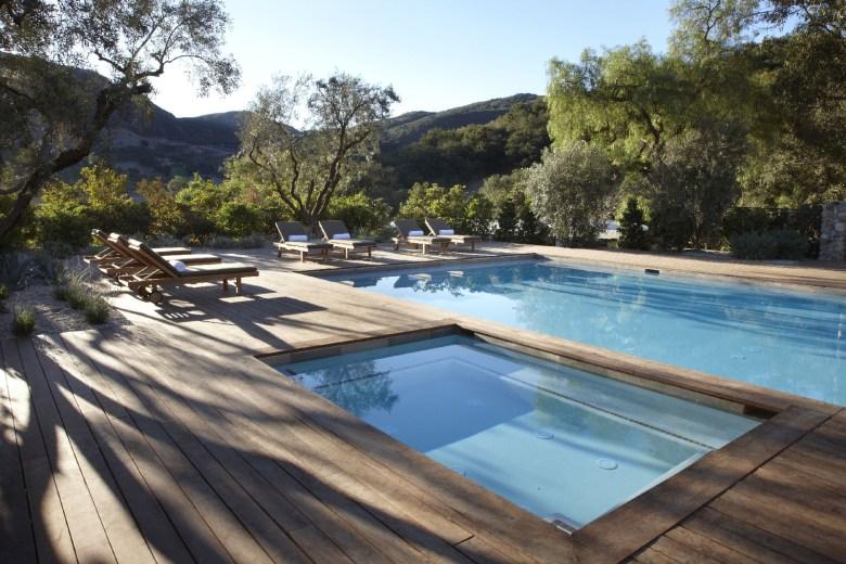 The Ranch Spa Malibu CA - Pool