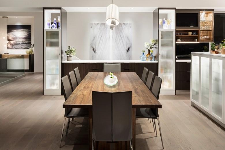 Dale Gardon Design modern home