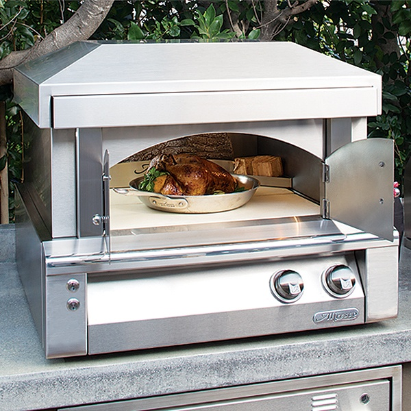 Alfresco Countertop Pizza Oven