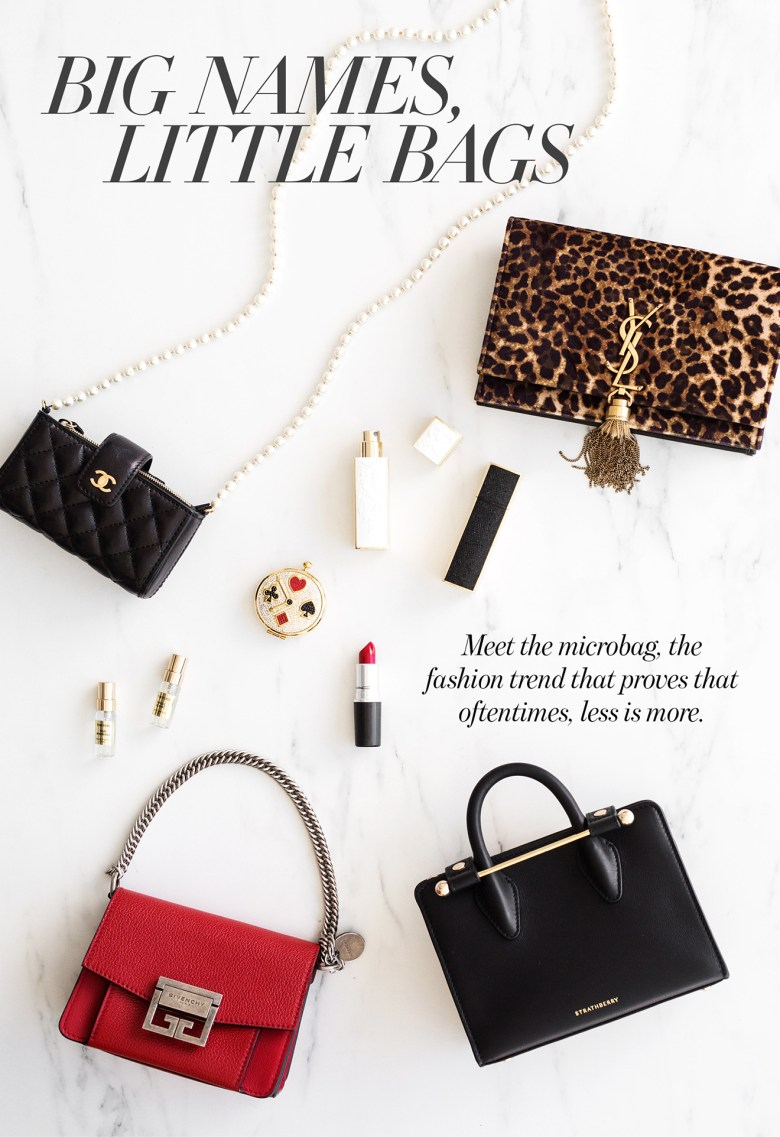 Micro bags for Fall for women