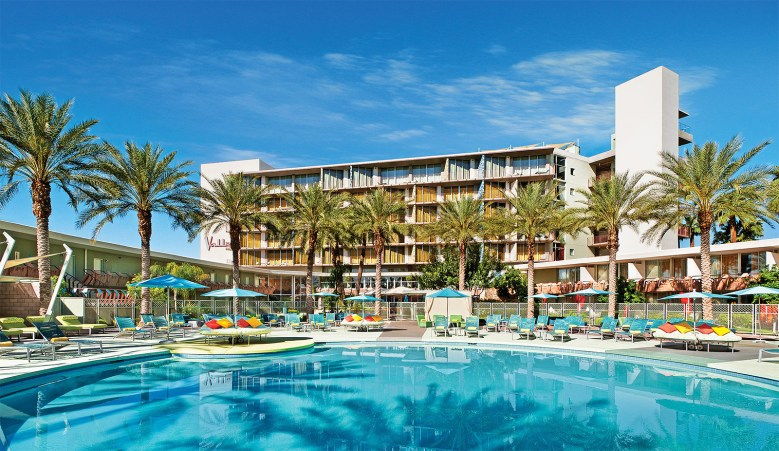 Hotel Valley Ho Tempe Arizona