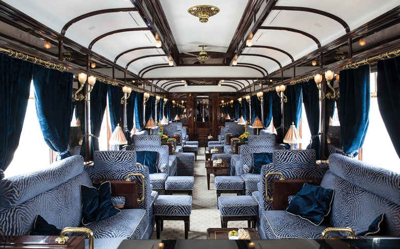 luxury train travel on the Orient_Express