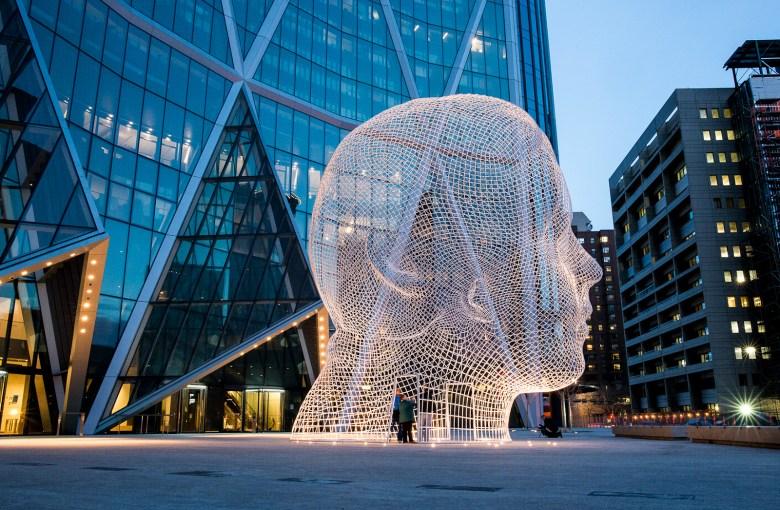 Wonderland Calgary Canada Public Art