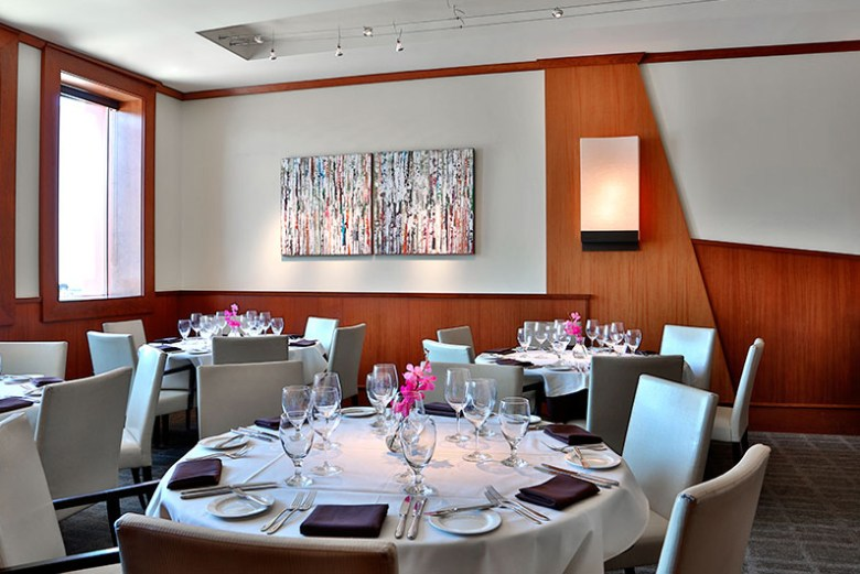 Abacus Private Dining Room