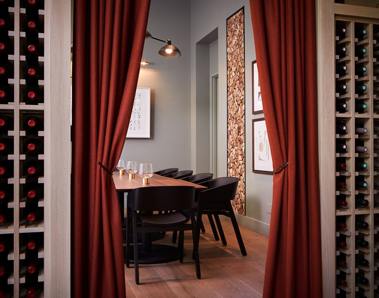 Proxi Restaurant Chicago best private dining room