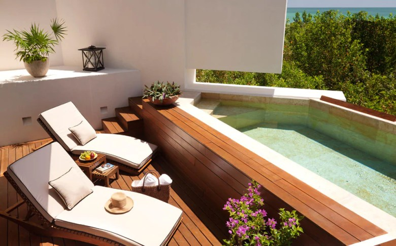 Rosewood Spa Mexico