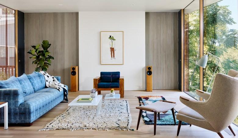 Austin TX modern home design