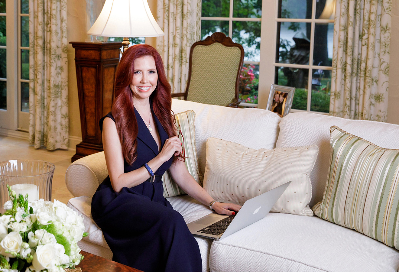 At Home with Dr. Stacie Stephenson