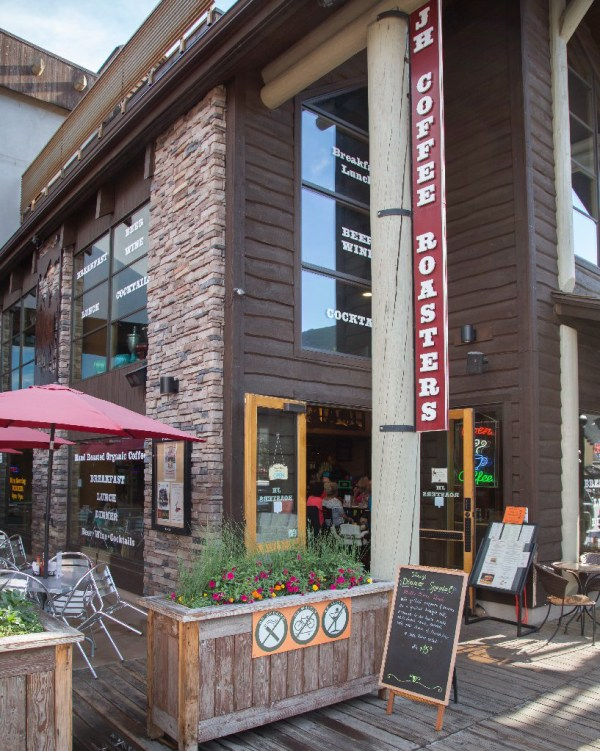 Jackson Hole Roasters – Jackson, Wyoming