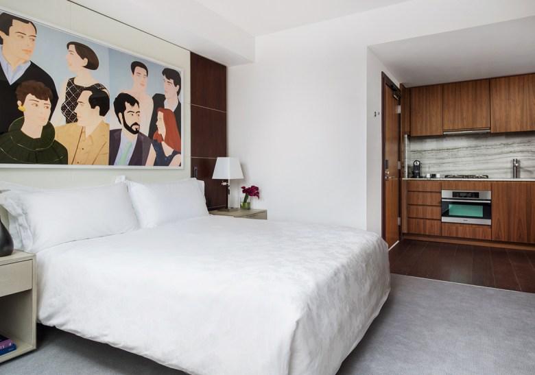 Langham Hotel New York - Duxiana 1001 Mattress