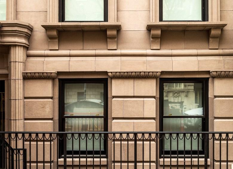 Architect Michael K. Chen - Modern Manhattan Redo - Exterior