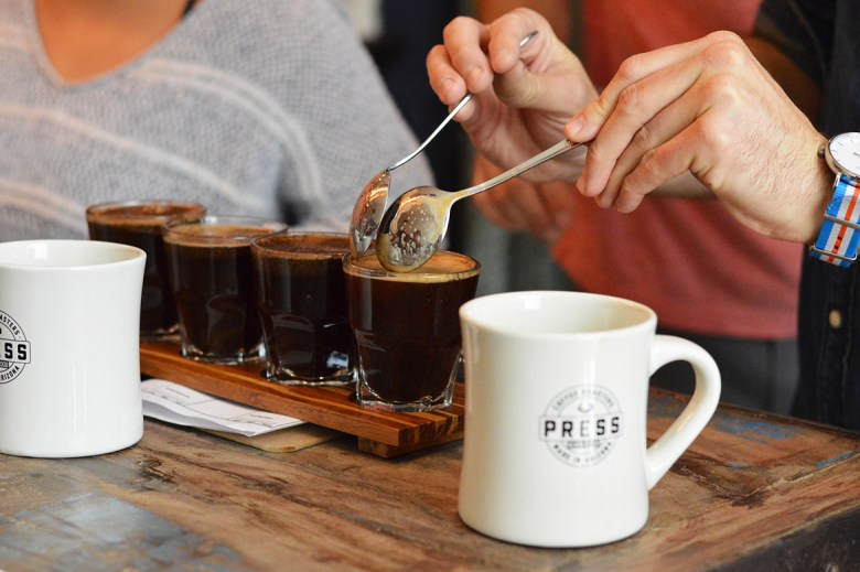 Press Coffee Roasters – Scottsdale, Arizona - Best Coffee Shops
