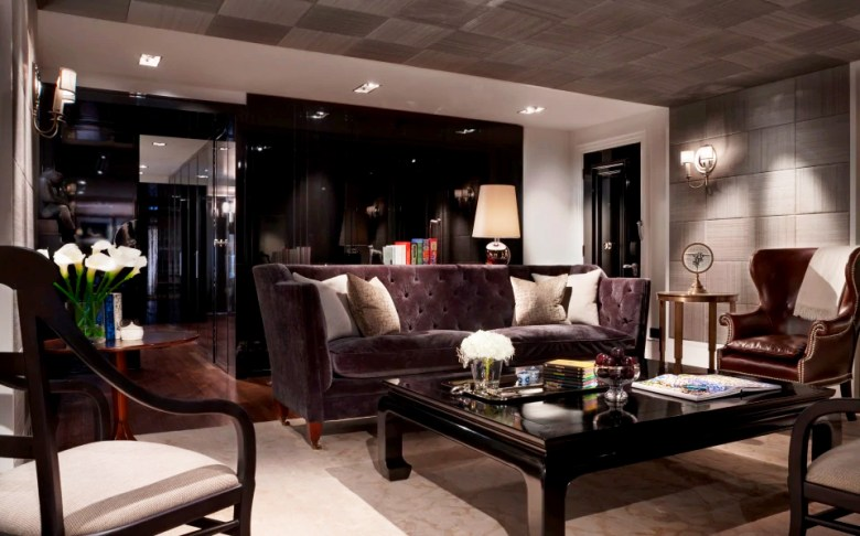 GARDEN HOUSE SUITE – The Rosewood, London - Living Room