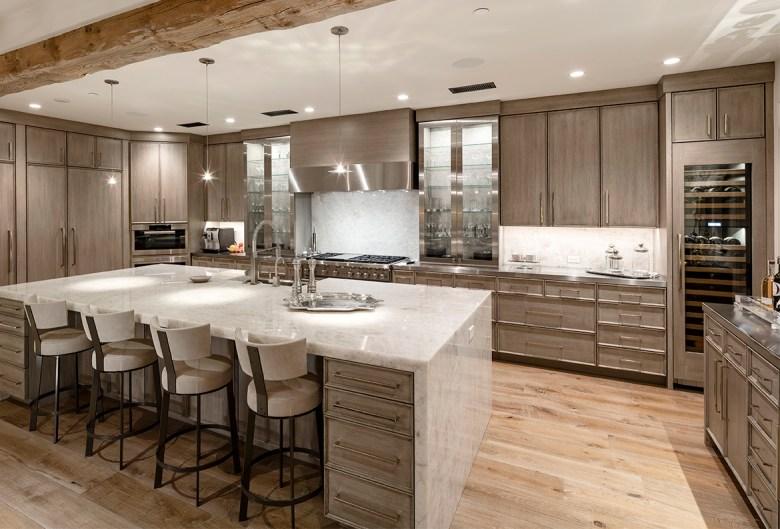 The Village at Silverleaf Scottsdale AZ modern kitchen