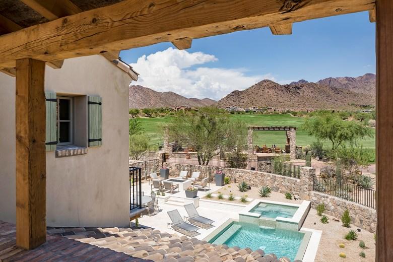 The Village at Silverleaf Cullum Homes Scottsdale AZ