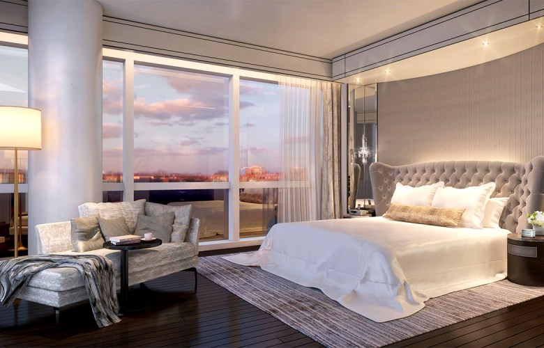Suite 5000 – Mandarin Oriental, New York - Bedroom