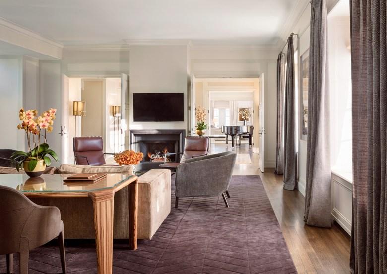 THE MARK PENTHOUSE – The Mark Hotel, New York - TV Room