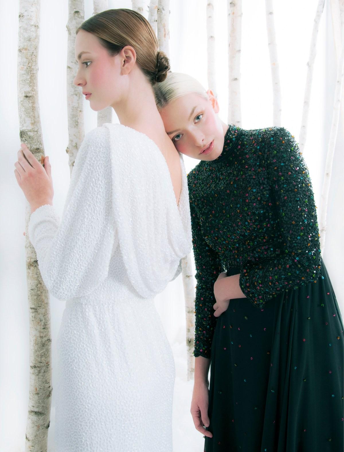 fairy tale winter fashion