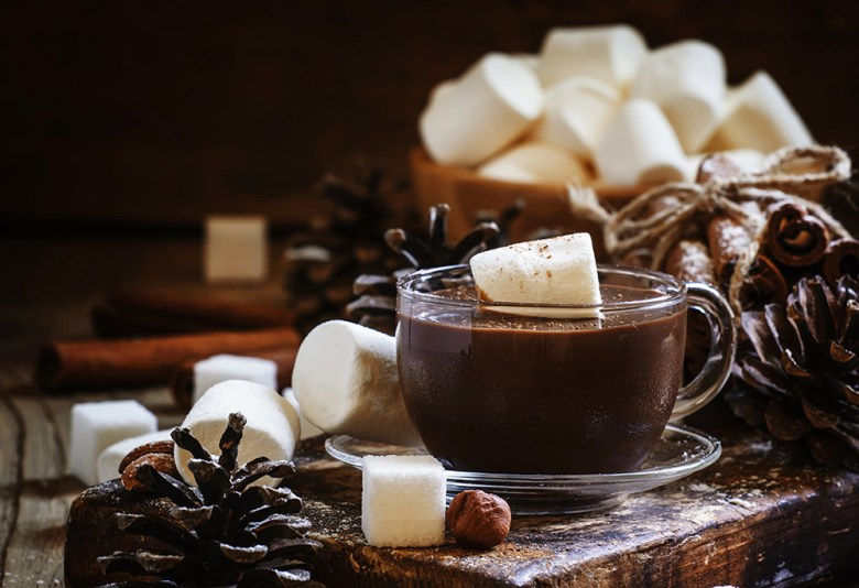 dark hot chocolate recipe to try