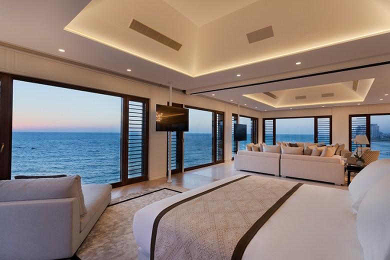 The Setai Hotel Tel Aviv Room Sea view