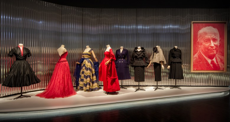 Dior From Paris to the World - Denver Art Museum - Dresses