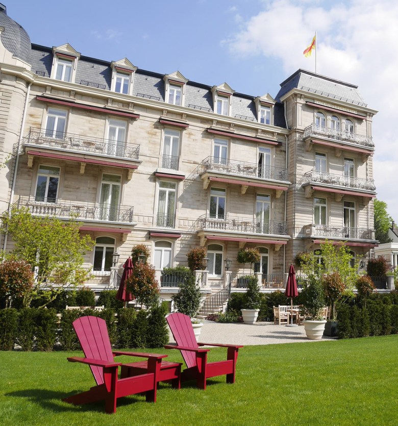 BRENNERS PARK – HOTEL & SPA Baden-Baden, Germany - lawn