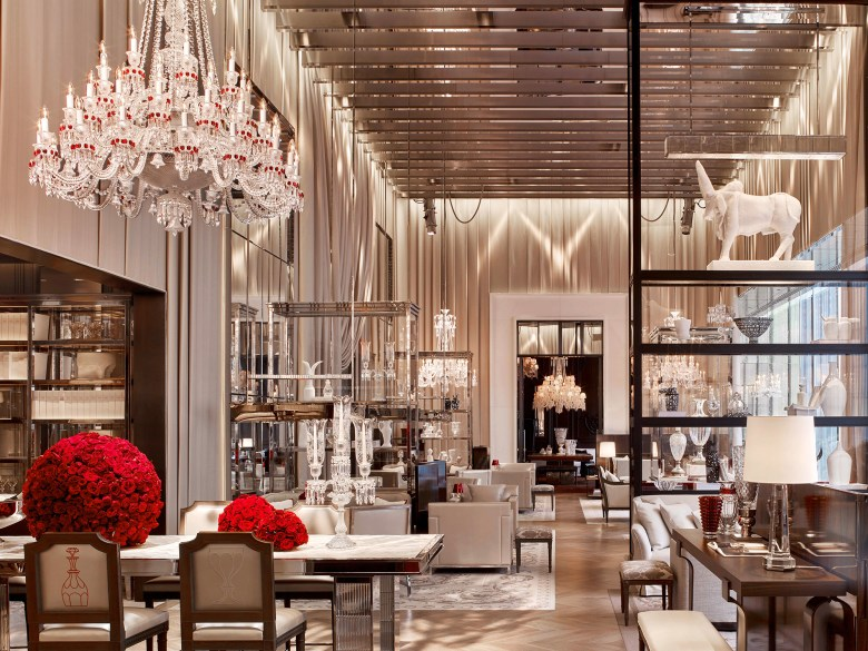 Luxury Travel Destination 2019 at the Baccarat Hotel NYC