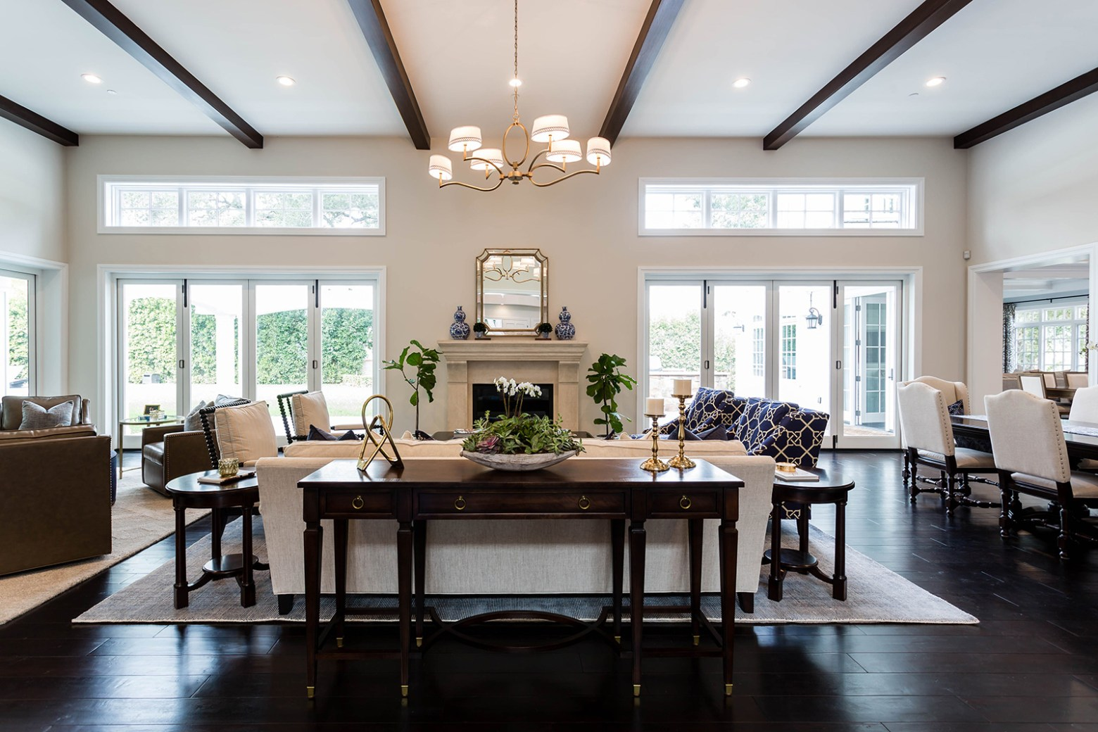 Interior designer Courtney Thomas