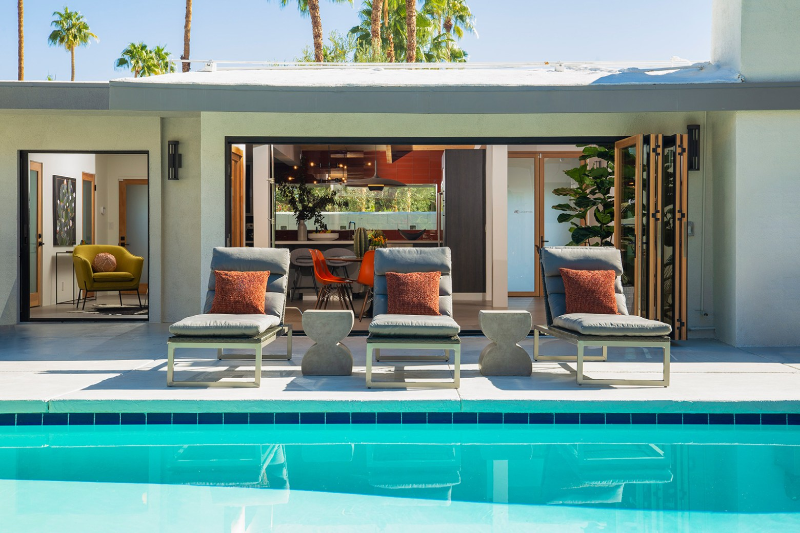 Mid-Century Modern Home in Palm Springs | Modernism Week on cape cod houses, hyannis houses, united states houses,