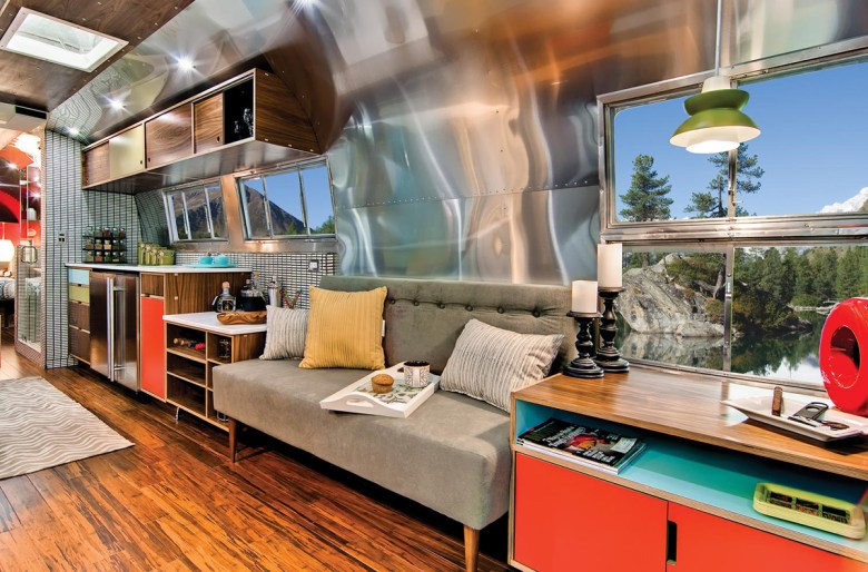Tricked-Out Airstreams - Timeless Traveler