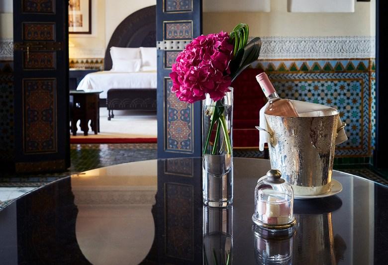 La Mamounia Hotel Marrakech -suite