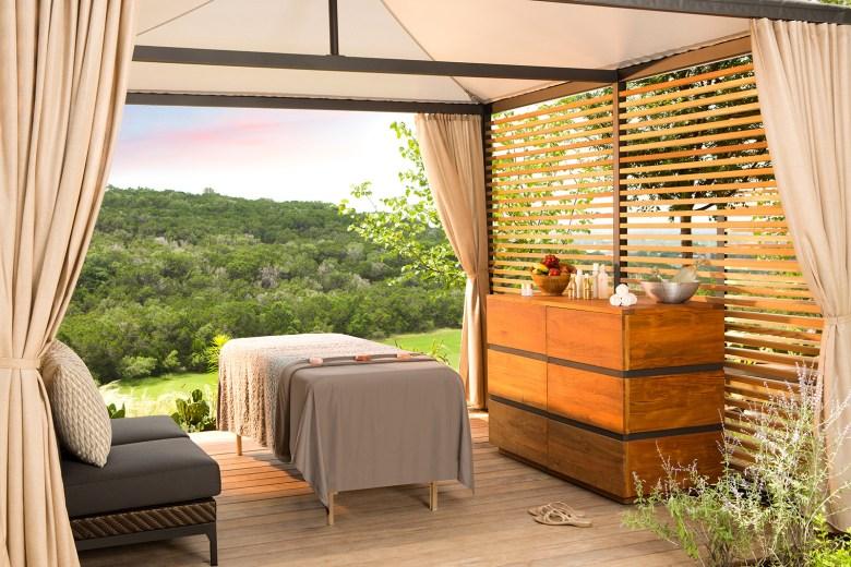 Loma de Vida La Canterra Resort & Spa in Texas Hill Country - Cabana