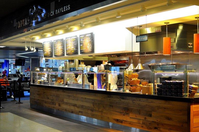 Tortas Frontera Restaurant Chicago O'Hare International Airport