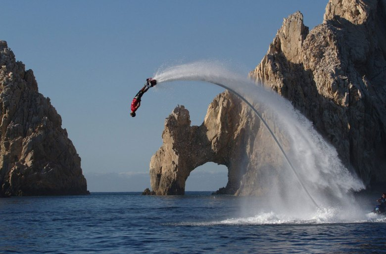 Cabo FlyBoard at Lands End off Cabo San Lucas