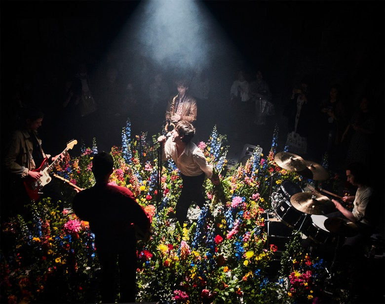 Ice Age Stage Flowers Makoto Azuma