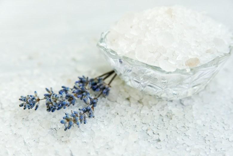 Hyatt Salt Room Spa - Lavender and Sea Salt