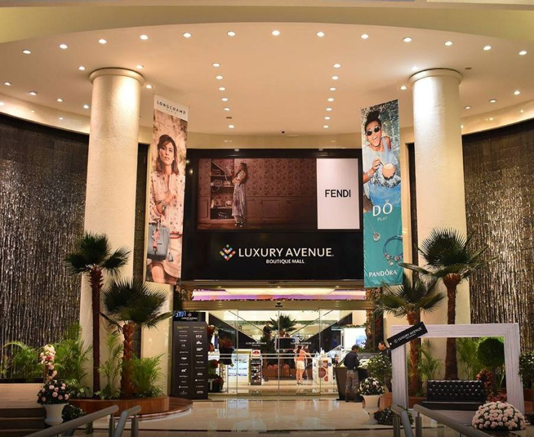 Luxury Avenue Shopping at Cabo San Lucas