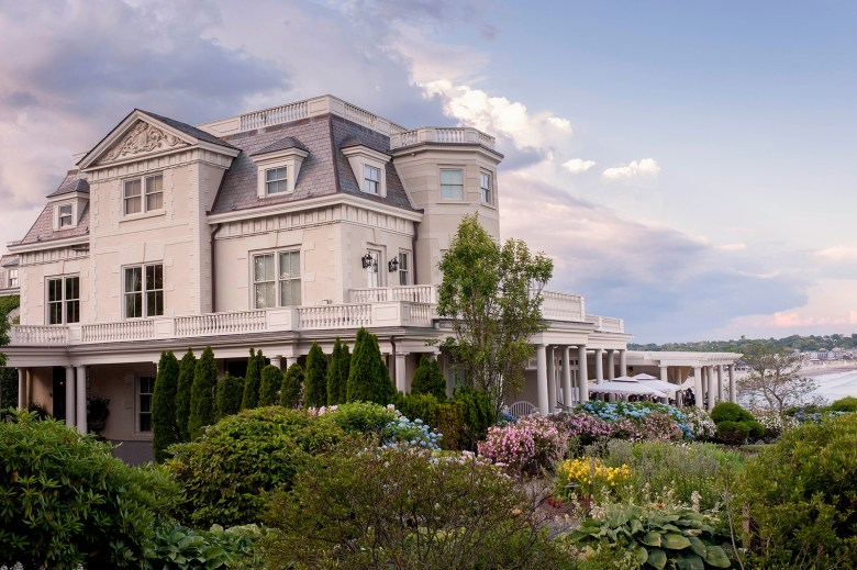 The Chanler at Cliff Walk Newport, Rhode Island - Bed and Breakfast