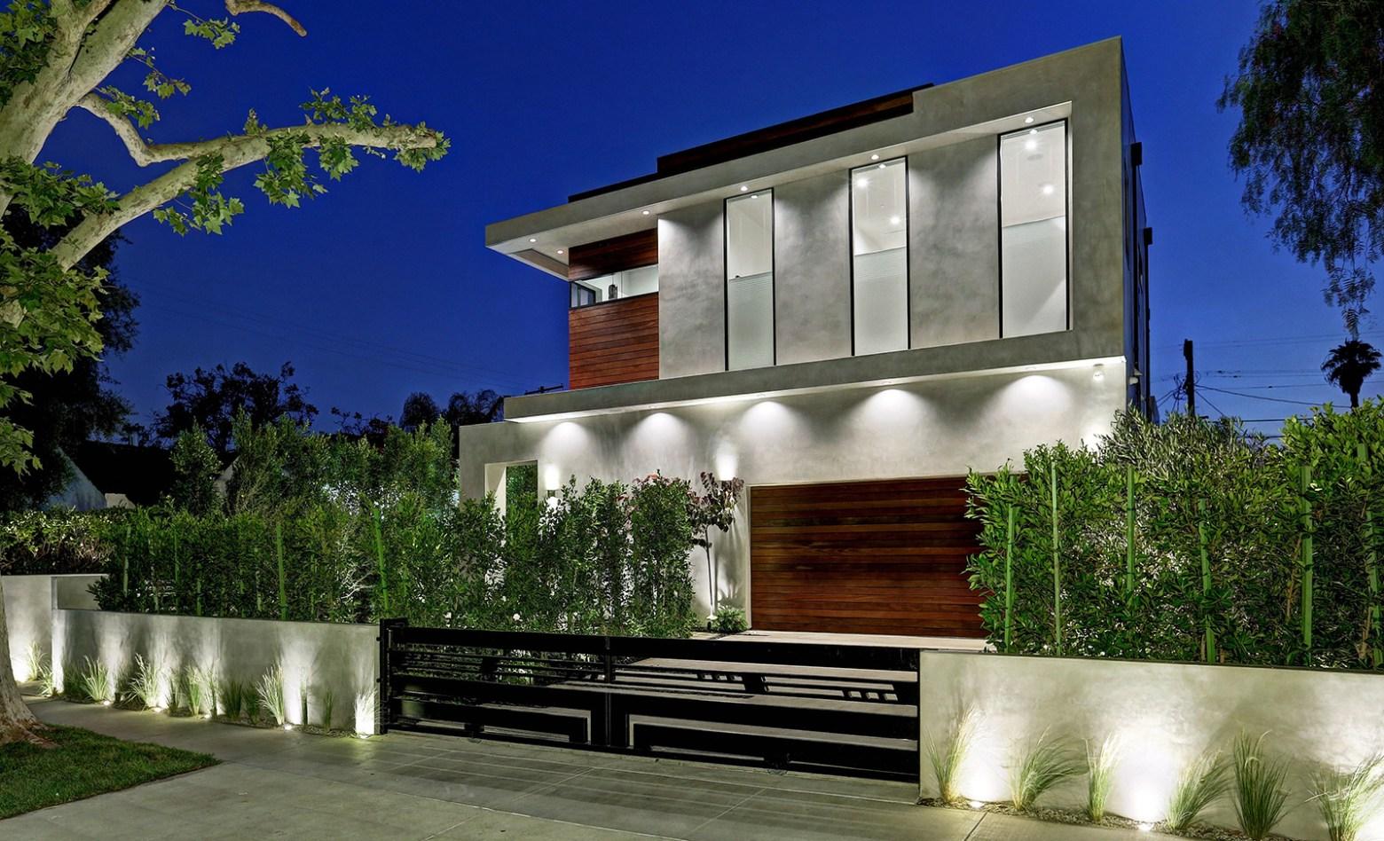 LA Modern Home in Beverly Grove