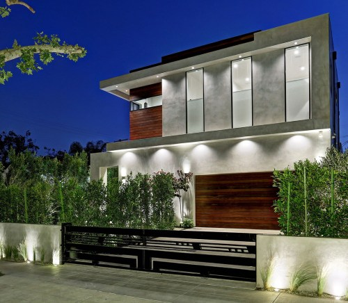 LA Modern Home in Beverly Grove
