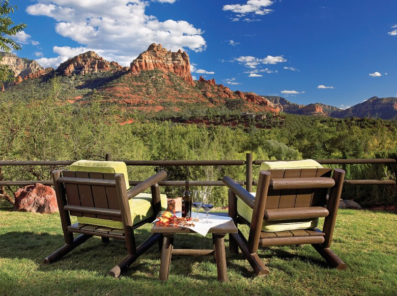 L'Auberge de Sedona AZ - Scenic View