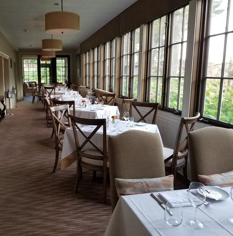 Bedford Post Inn Restaurant