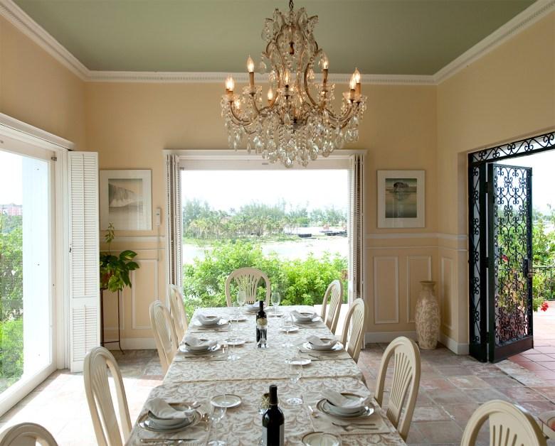 King Edward III Estate Dinning Room