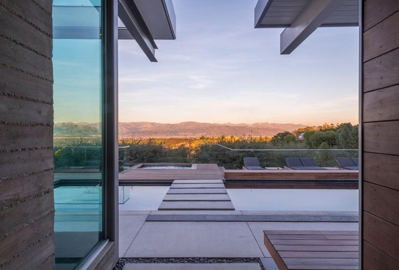architect Christopher Mercier Factor home