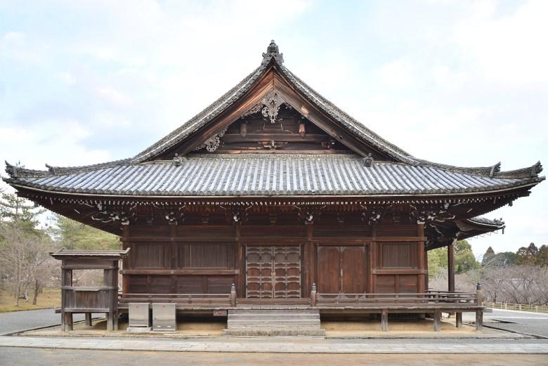 Ninna-Ji Temple historic home rental