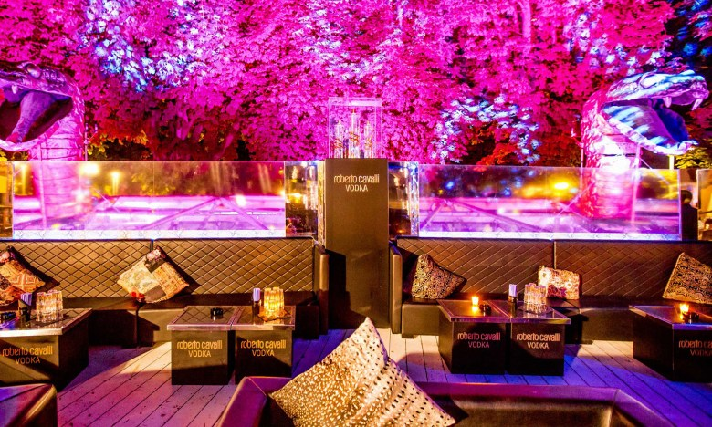 Just Cavalli Club - Milan Design Week