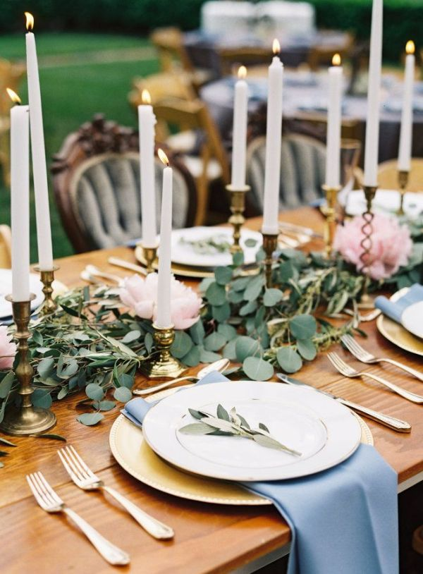 Fresh Fragrance Tablescape
